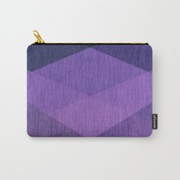 Geometric abstract pattern 16 Carry-All Pouch