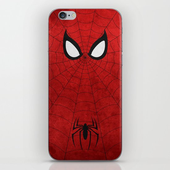 Spider-Man iPhone & iPod Skin