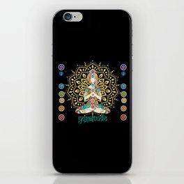 Yoga Studio iPhone Skin