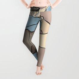 Fashion Latte To Go Leggings