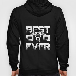 best dad FVFR nurse Hoody