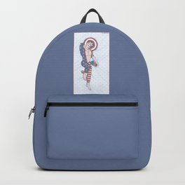 Steve Pinup Backpack