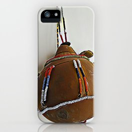 Masai 1 iPhone Case