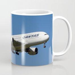 Qantas Airbus A380 Coffee Mug