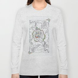 The Gathering Of The Clan 3  Long Sleeve T-shirt