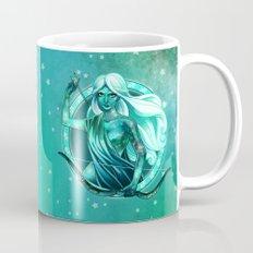 Turquoise Sagittarius Coffee Mug