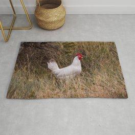 On the Farm photography print Rug