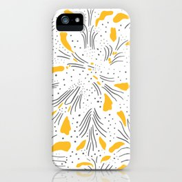 Catalpas in Bloom iPhone Case