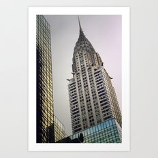Chrysler Art Print