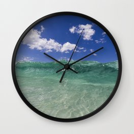 Magical Coast Wall Clock