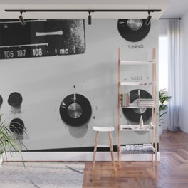 Stereo Sounds Wall Mural