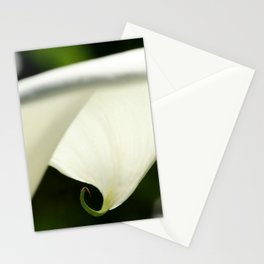 Under a Lily Stationery Cards