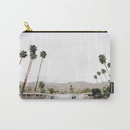 , California Wall Art, Palm Springs Carry-All Pouch