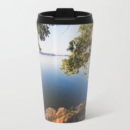 Morning on Lake Barkley Travel Mug