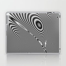 Fractal Op Art 1 Laptop & iPad Skin