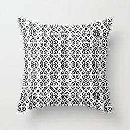 mextile Throw Pillow