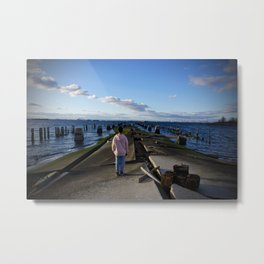 Brooklyn Waters Metal Print