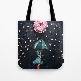 Sweet Rain Tote Bag