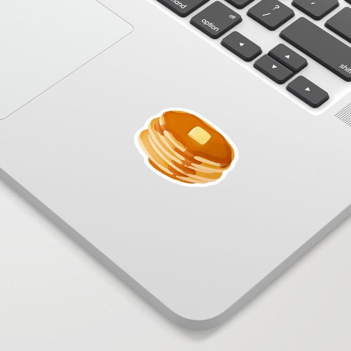 Pancake Sunday Sticker