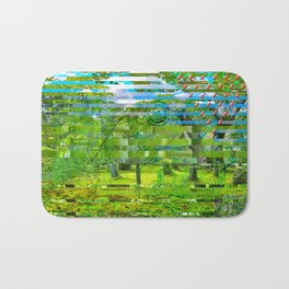 Landscape of My Heart (4 as 1) Bath Mat