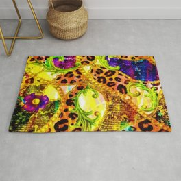 The Garden of Eden Rug
