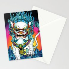 SNOWLION Stationery Cards