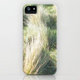 Grass in the Sun iPhone Case