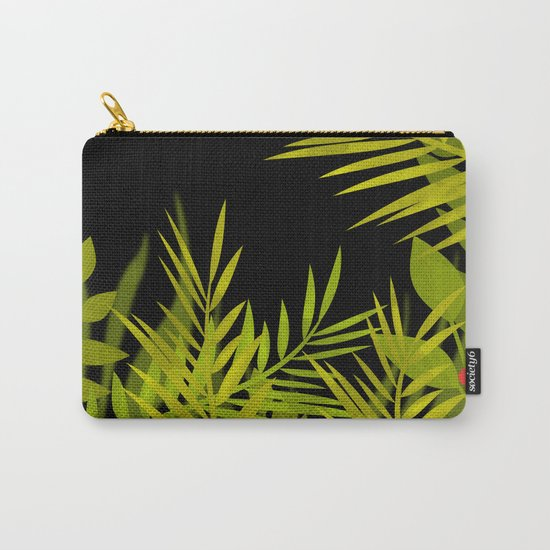 The leaves and berries. Carry-All Pouch