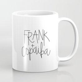 Frank + Copaiba Coffee Mug