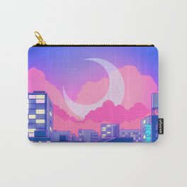 Dreamy Moon Nights Carry-All Pouch