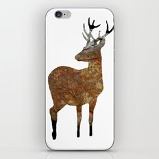 deer · things from the past iPhone & iPod Skin