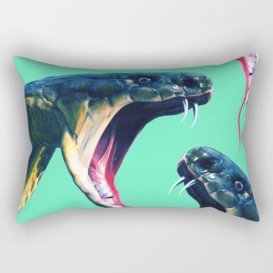 Cobra Rectangular Pillow