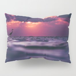 Maldivian sunset 8 Pillow Sham