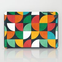 pie iPad Cases featuring Pie in the sky by Picomodi