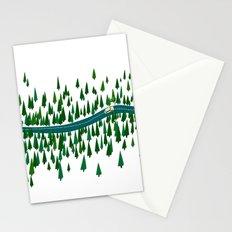 Jeju Forest Stationery Cards