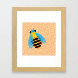 NYUKI Framed Art Print