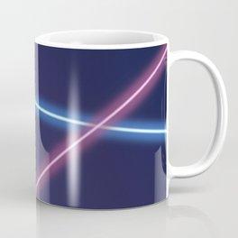 Laser Class Photo Backdrop Coffee Mug