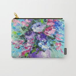 Bouquet of summer flowers Carry-All Pouch
