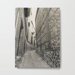Alley #2 Metal Print