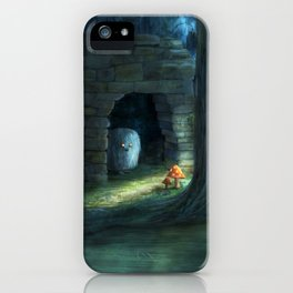 The Toadstools iPhone Case