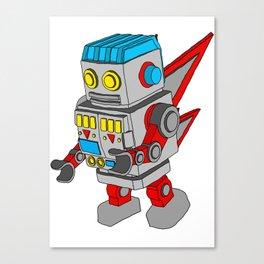 Dub-Bot Canvas Print