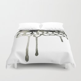 Thought Cloud Duvet Cover