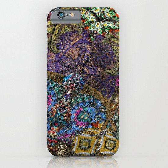 Psychedelic Botanical 8 iPhone & iPod Case