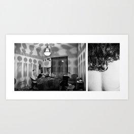 Intimitudini #13 Art Print