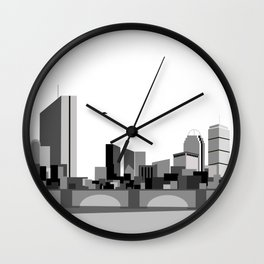 CHARLES RIVERVIEW Wall Clock