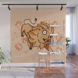 Leo Wall Mural