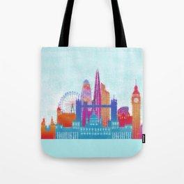 London Dreams  Tote Bag