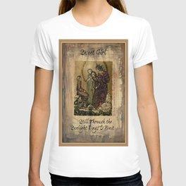 Sulamith Wulfing - Sweet Girl Lyrics Inspired by Stevie Nicks T-shirt