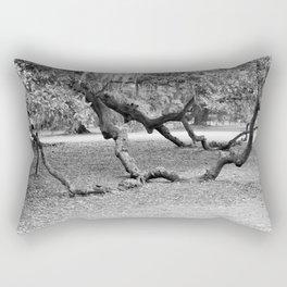 Tree of Life The De Bore Oak Circa 1740 Rectangular Pillow