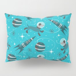 Dogs of the Future Pillow Sham